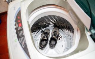 Можно ли стирать кроссовки в стиральной машине. Как не испортить обувь