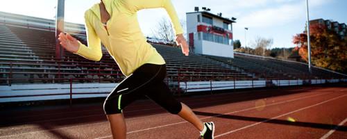 Советы, как пробежать один километр без подготовки
