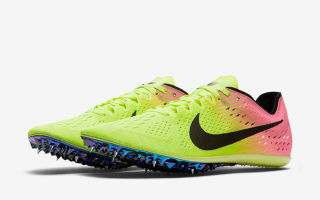 Кроссовки Nike zoom victory elite — описание и цены
