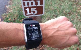 Спортивные часы Polar v800 — обзор функций и отзывы