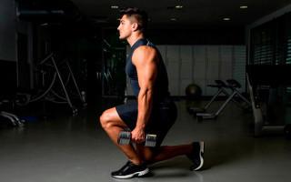 Комплекс упражнений для мужчин для проработки ягодичных мышц