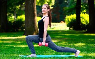 Комплекс упражнений для сушки ног
