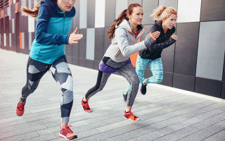 Тайтсы для бега: описание, обзор лучших моделей, отзывы