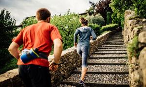 Бег по лестнице — польза, вред, план тренировок