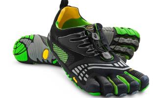 Обувь для бега Five fingers