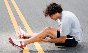 Боль в икрах после бега