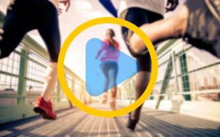 Художественные и документальные фильмы о беге и бегунах