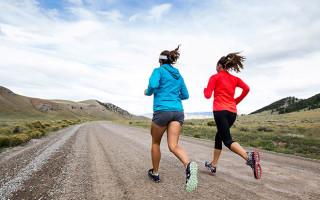 Продолжительность бега для похудения