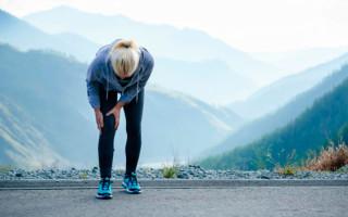 Почему опухли и болят колени после пробежки, что с этим делать?