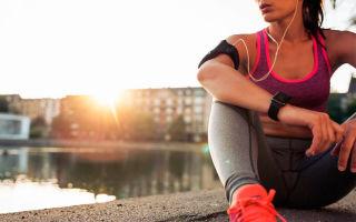 Беговые тренировки во время менструации