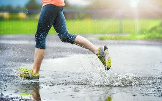 Женские непромокаемые кроссовки для бега — обзор лучших моделей