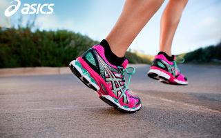Женские кроссовки для бега от Асикс (Asics)