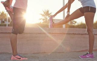 Женские кроссовки Nike для бега