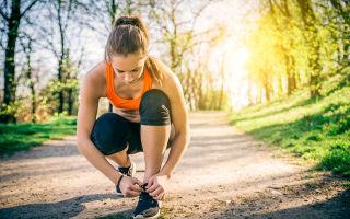 Разрядные нормативы по бегу для женщин