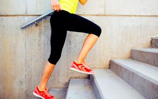 Эффективность ходьбы по лестнице для похудения