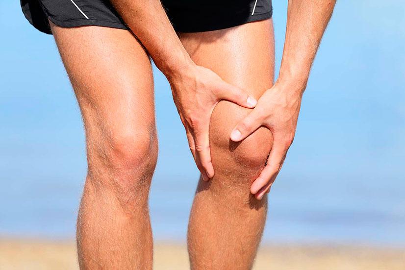 Почему возникают боли под коленкой