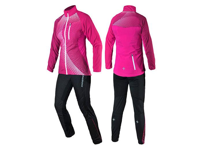 Спортивные костюмы для зимней пробежки