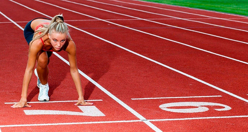 Определение и краткая характеристика спринтерского бега