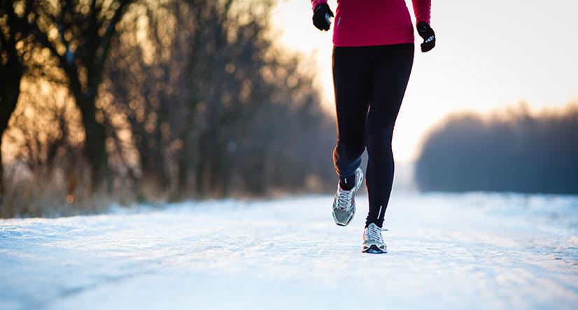 Как бегать, чтобы не заболеть?