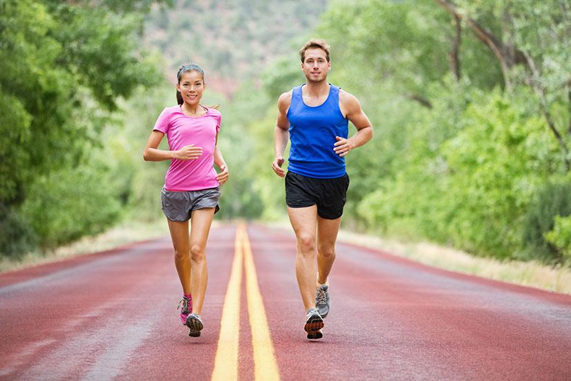 Бег трусцой как правильно бегать