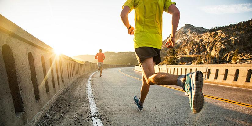Программа бега для начинающих на первое время