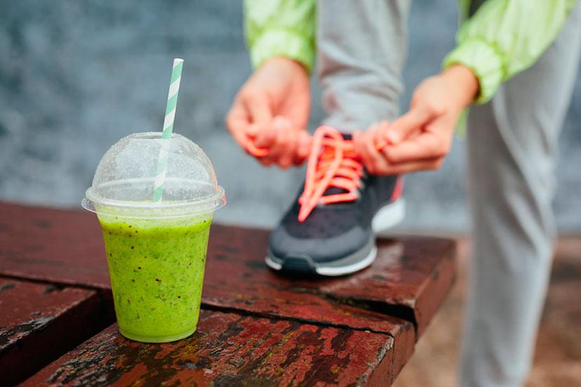 Правильно питание при занятиях бегом