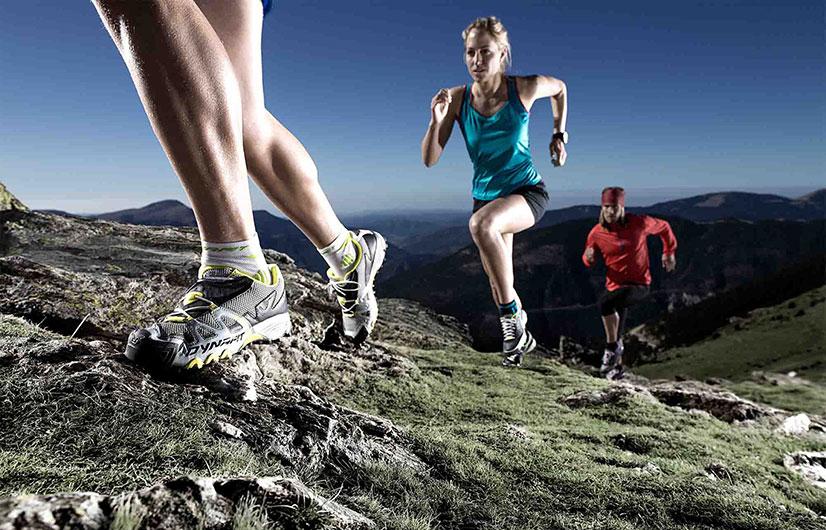 Скайраннинг - экстремальный горный бег