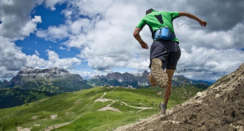 Бег по пересеченной местности - кросс, или trail running