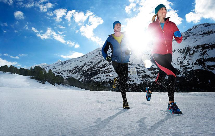 Одежда для бега зимой. Обзор лучших комплектов