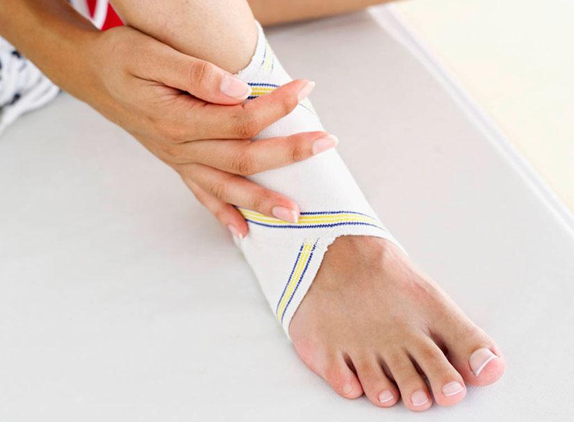 Боли в ступне у бегунов - причины и профилактика