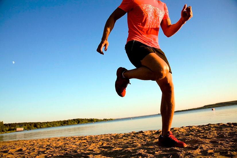 бег сложно первые минуты однокомнатную