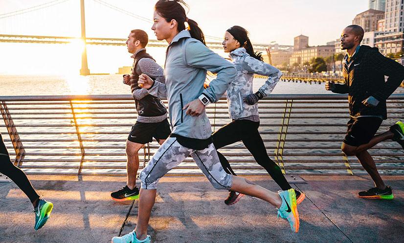 Кроссовки Nike для бега по асфальту - модели и отзывы