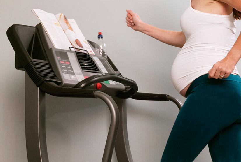 Вреден ли бег для беременных 22