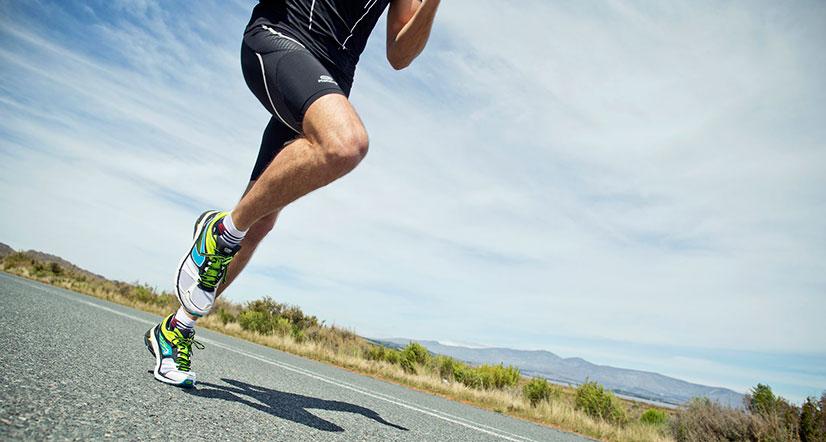 Интервальный бег для желающих похудеть