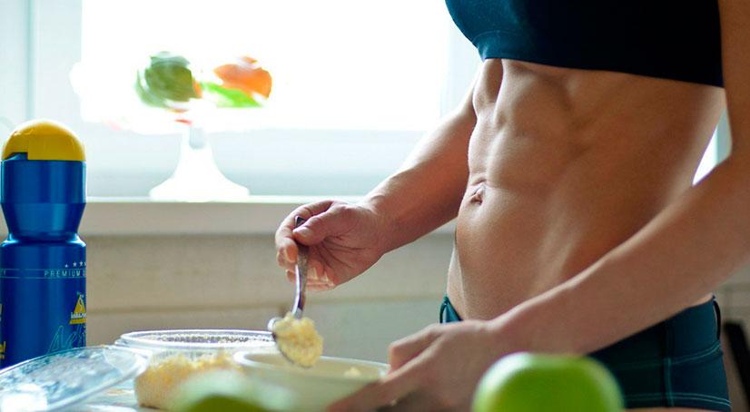 Концепция здорового питания диета план детокс напитки спортивное.