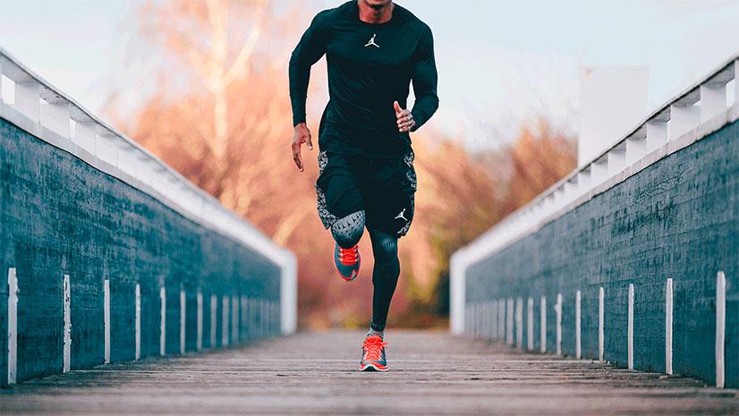 Running  RunAttitude