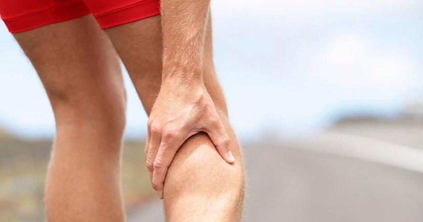 Боль мышцы ног после тренировки