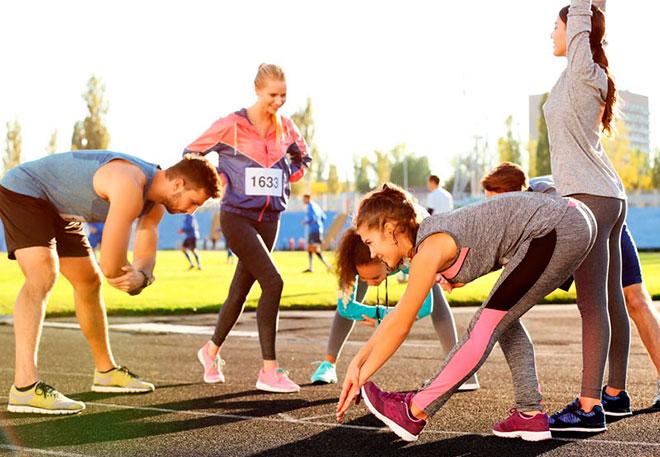 Силовые упражнения для бега на 2 км