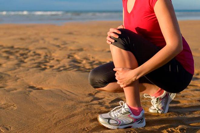 Ноющая боль в ногах ниже колена