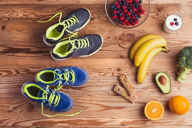 Питание перед и после пробежки