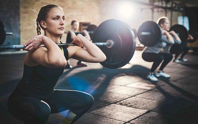 Можно ли бегать после силовой тренировки?