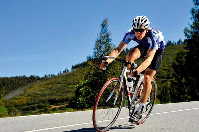 Велосипедный тест Купера