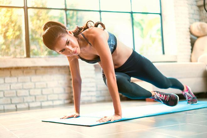 Похудение правильное питание и упражнения