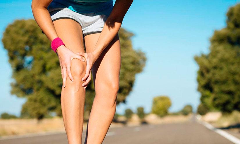 Что делать при болях в колене после бега?